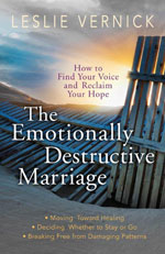 Book Titled The Emotional Destructive Marriage