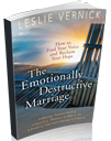 Signed Copy of Leslie's Book: The Emotionally Destructive Marriage