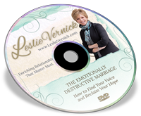 DVD The Emotional Destructive Marriage