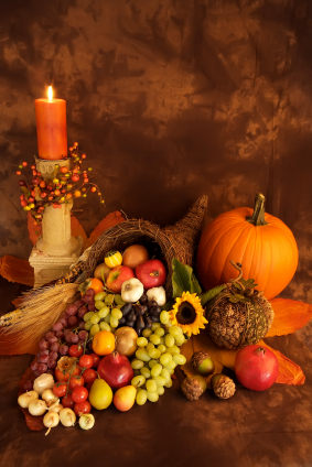 Thanksgiving, It's Good for Your Soul