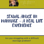 Sexual Abuse In Marriage – A Real Life Experience