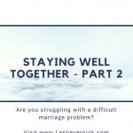 Staying Well Together – Part 2