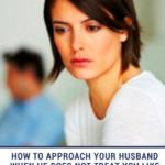 My Husband Treats Me Like A Child. How Do I Set Boundaries?