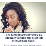 Do I Have An Evil Heart?